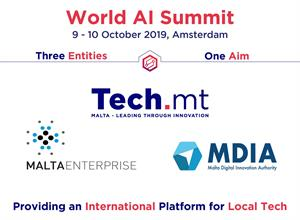 World Summit AI in Amsterdam