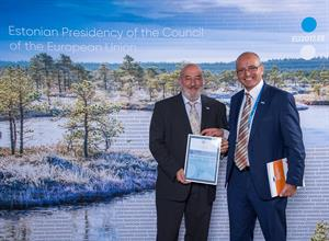 The MEA awarded prestigious recognition by the European Commission