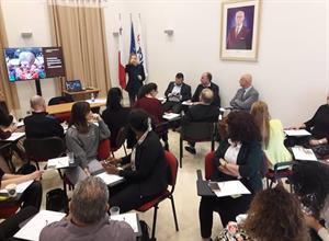 Workshop on Multiculturalism