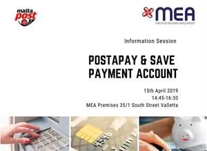 Postapay Information Session