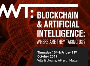 Blockchain & Artificial Intelligence Conference