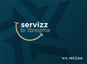 The sixth edition of Premju Servizz bi Tbissima  launched by the MCCAA