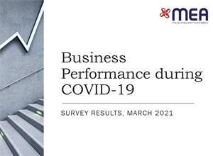Business Performance during COVID-19  SURVEY