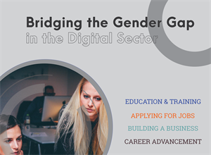 Webinar- How to bridge the Gender Gap in the Digital Sector