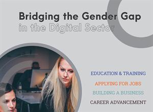 Webinar- How to bridge the Gender Gap in the Digital Sector