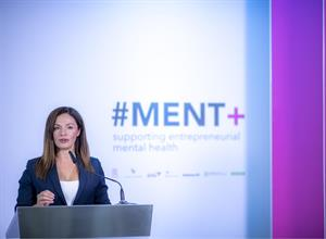 New service for enterprises that combines mental health and entrepreneurship