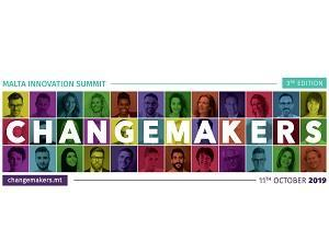 Malta Innovation Summit  #CHANGEMAKERS