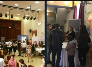 Career Day (recruitment day) in January 2020