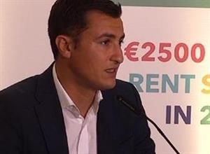 €45 million in subsidised rent for self-employed and businesses