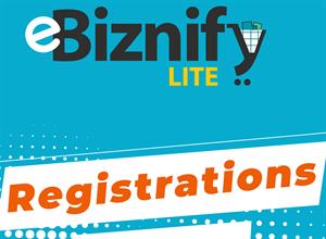 MCA & eskills Malta Foundation - eBiznify Lite  just been launched- Registrations now open